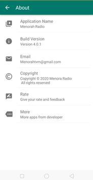Menorah Radio screenshot 6