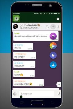 Whats Web Transparan Terbaru screenshot 2