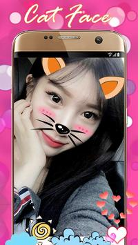 Cat Face Camera Editor screenshot 3