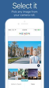 Mendr screenshot 1