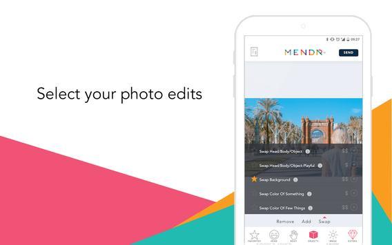 Mendr screenshot 6