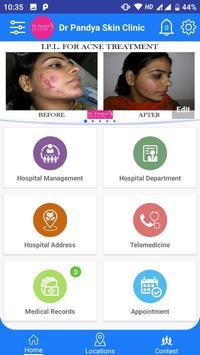 Dr.Pandya's Skin Clinic Cosmetology & Laser Centre screenshot 1
