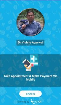 Dr Vishnu Agarwal poster
