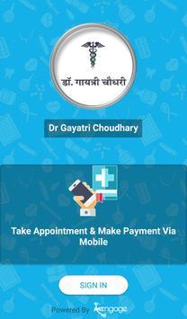 Dr Gayatri Choudhary poster