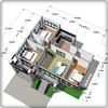 Bản vẽ quy hoạch kiến trúc nhà biểu tượng
