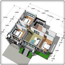 하우스 건축 계획 도면 APK