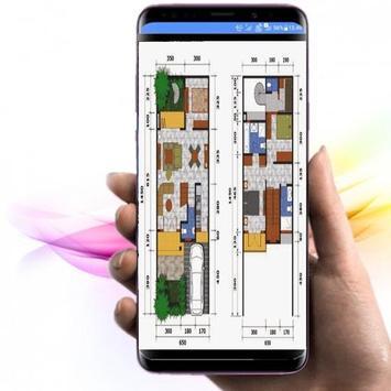 住宅建築計画図の作成 ポスター