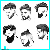Men Hair Cut icon