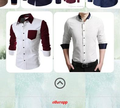 men's shirt design screenshot 5