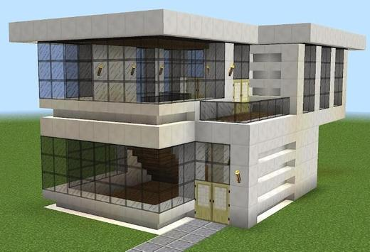 Modern Houses for Minecraft poster