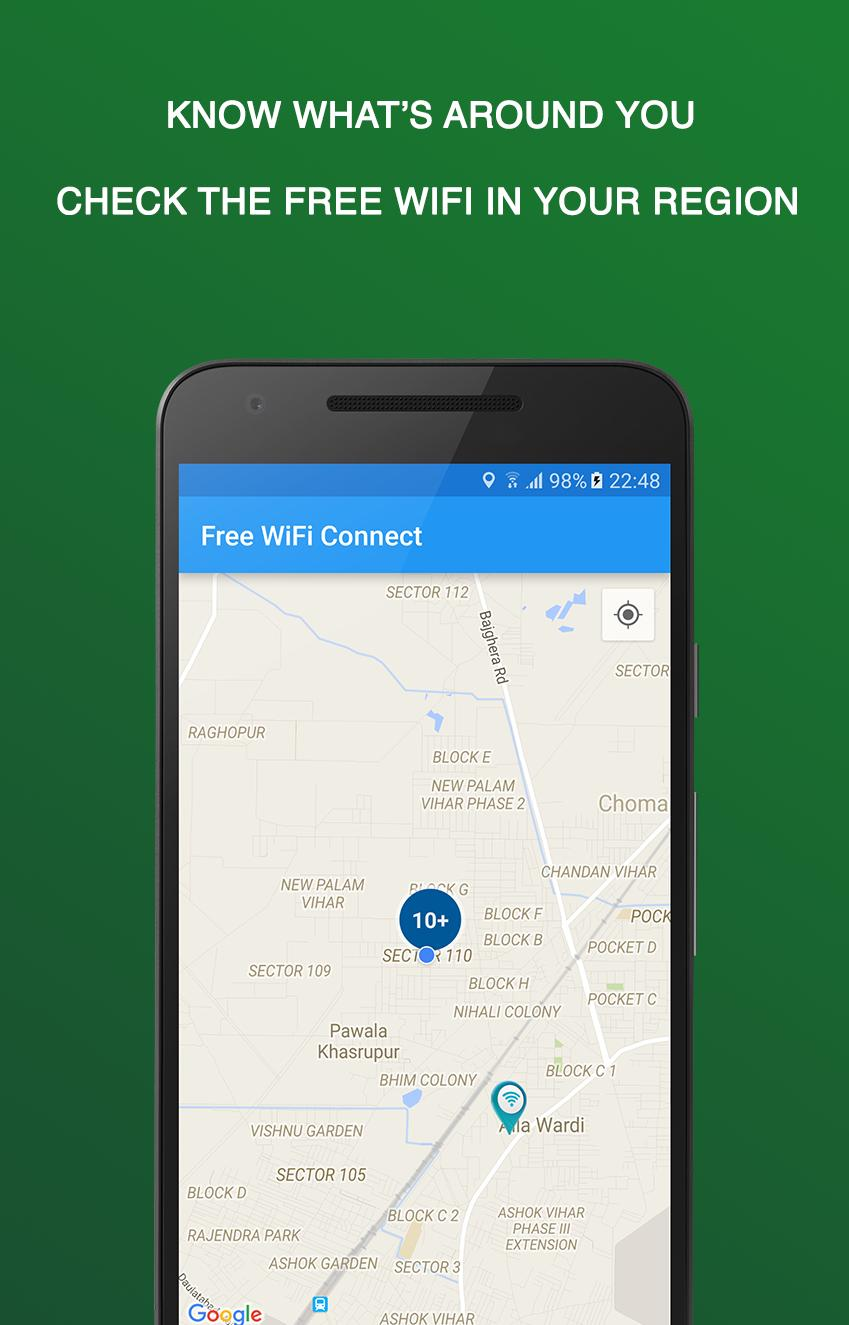 Free WiFi Connect for Android - APK Download