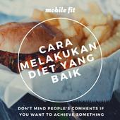 Cara Melakukan Diet yang Baik icon