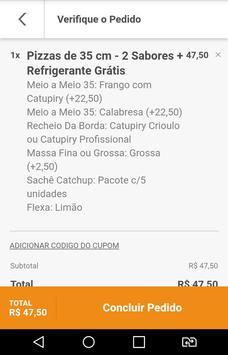 Nova Master Cheff Pizzaria screenshot 2