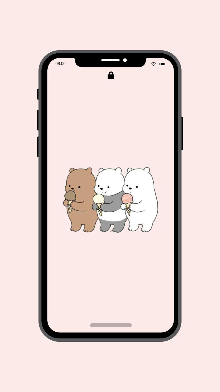 Wallpaper Beruang Lucu For Android APK Download