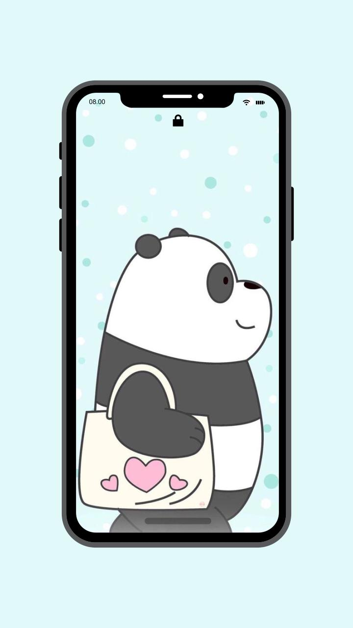 Cute Panda Wallpapers For Android Apk Download