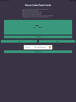 Morse Code Flashcards+Quizzes screenshot 5
