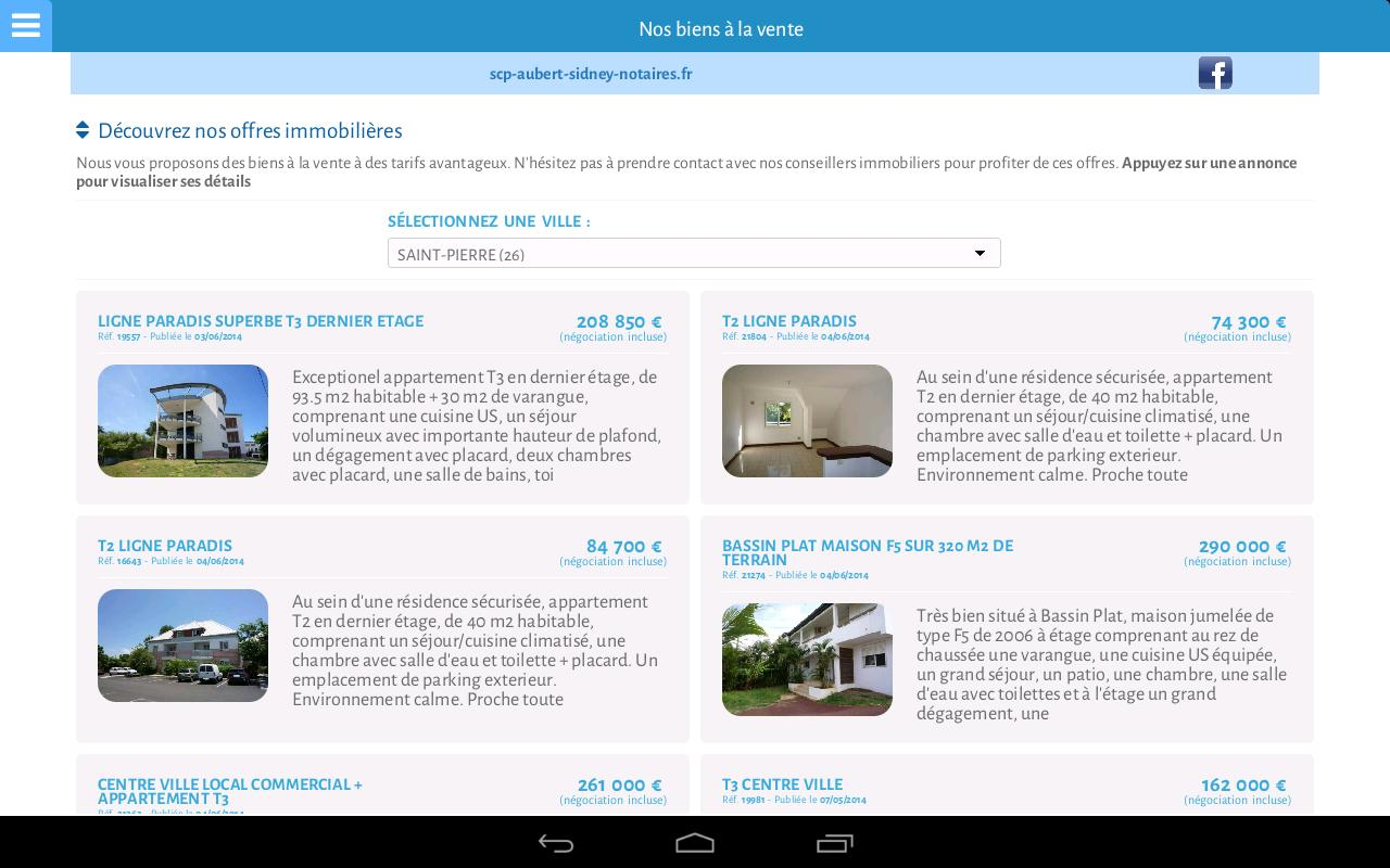 Bassin D Eau Exterieur scp aubert & sidney - notaires for android - apk download