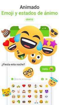 Messages Light - Mensajes de texto a Llamadas captura de pantalla 1