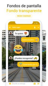 Messages Light - Mensajes de texto a Llamadas captura de pantalla 5