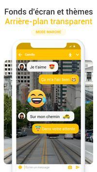 Messages capture d'écran 5