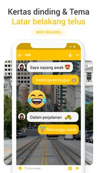 Messages Light syot layar 5