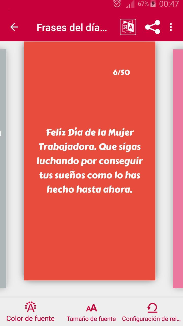 Frases Para El Día De La Mujer For Android Apk Download