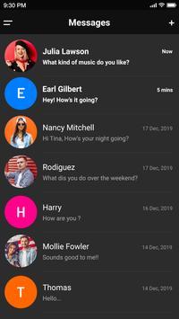 Messages スクリーンショット 1