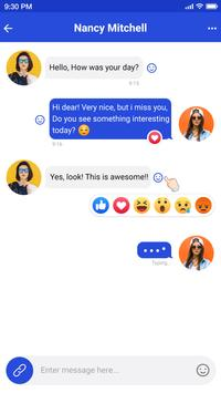 Messages スクリーンショット 2