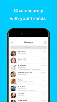 Private Messengers For Free Chat screenshot 2