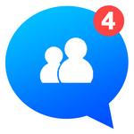 Messenger للرسائل والنصوص ودردشة الفيديو APK