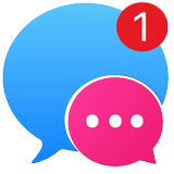 Message Text and Call Video Chat Free
