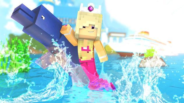 Mermaid Skins for MCPE (Minecraft PE) screenshot 4