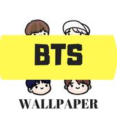 BTS Wallpaper-Chibi Mode icon