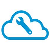 HP PrintOS Service Center icon