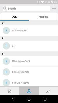 HP PrintOS Service Center screenshot 2