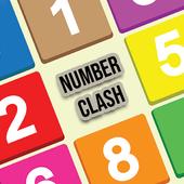 Merge Numbers - Merge Block Puzzle Game icon