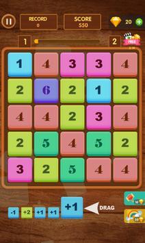 Merge Numbers - Merge Block Puzzle Game screenshot 1