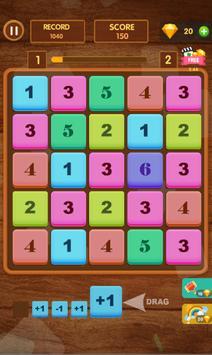 Merge Numbers - Merge Block Puzzle Game screenshot 2