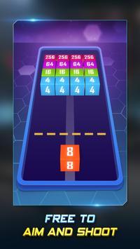 2048 Cube Winner—Aim To Win Diamond screenshot 1