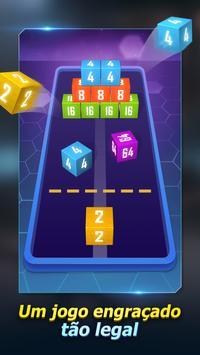 2048 Cube Winner Cartaz