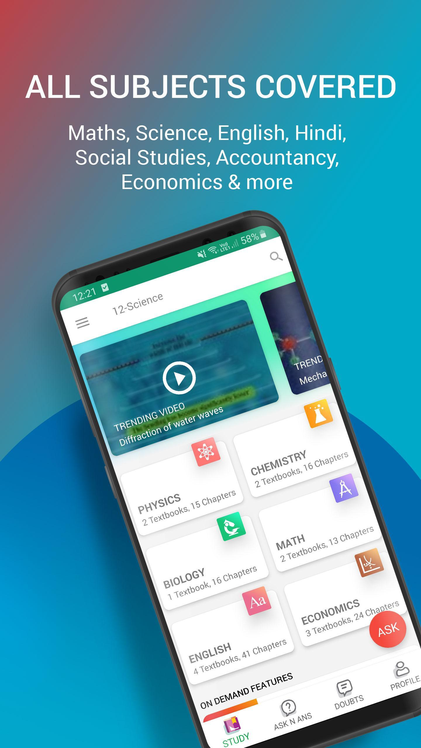 Meritnation for Android - APK Download