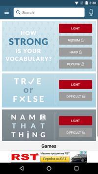 Dictionary - Merriam-Webster screenshot 6