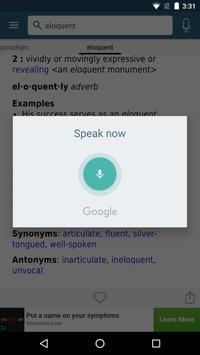Dictionary - Merriam-Webster screenshot 3