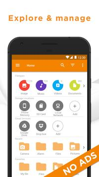 File Manager by Astro (File Browser) poster