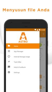 Manajer File ASTRO (File Manager) poster