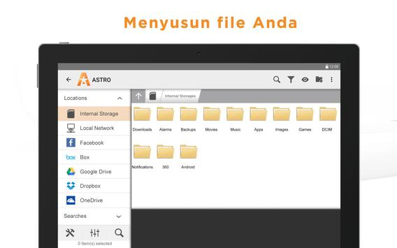 Manajer File ASTRO (File Manager) screenshot 4