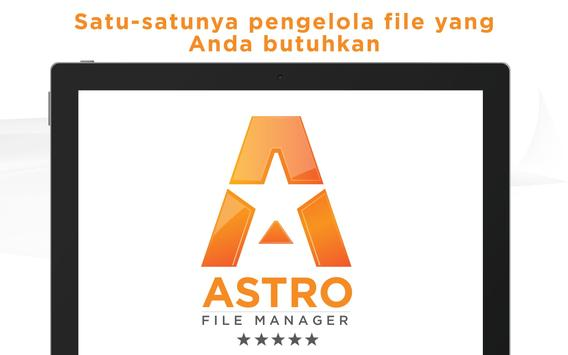 Manajer File ASTRO (File Manager) screenshot 8
