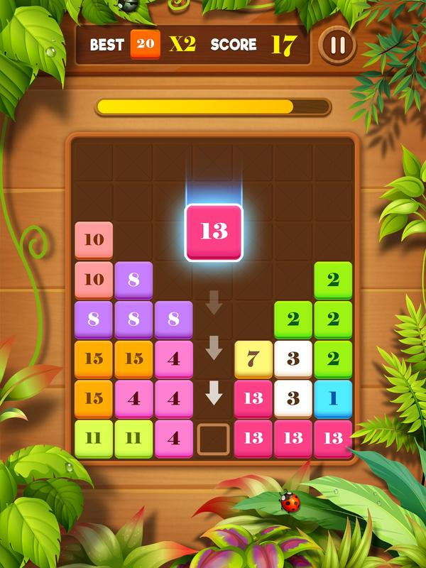 Drag N Merge Block Puzzle For Android Apk Download