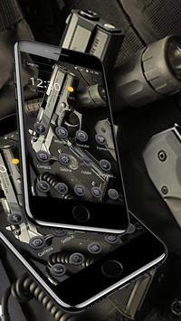 Metal Pistol War Theme screenshot 9