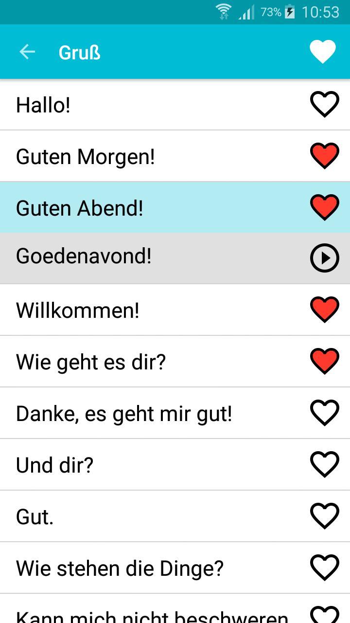 Lernen Niederländisch Für Android Apk Herunterladen